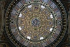 O deus, Budapest, Hungria Fotografia de Stock