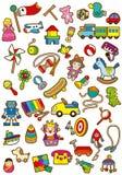 O dia das crianças ilustração royalty free