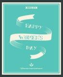O dia das mulheres felizes ilustração stock