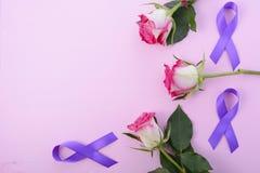 O dia das mulheres internacionais critica severamente símbolos da configuração Fotos de Stock Royalty Free