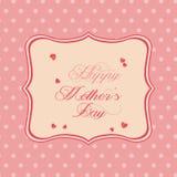 O dia de mãe Imagem de Stock