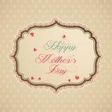 O dia de mãe Fotografia de Stock Royalty Free