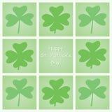 O dia de St Patrick feliz Imagem de Stock