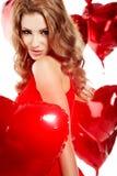O dia de Valentim Imagens de Stock