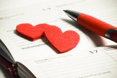 O dia do ` s do Valentim do St Fotografia de Stock Royalty Free