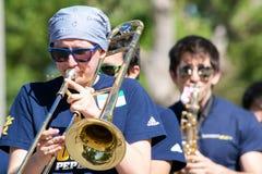 O dia do UC Davis Picnic começou Imagem de Stock Royalty Free