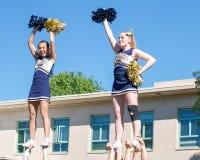 O dia do UC Davis Picnic começou Fotos de Stock Royalty Free
