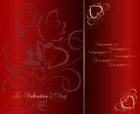 O dia do Valentim ilustração royalty free