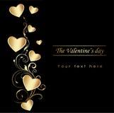 O dia do Valentim Fotos de Stock
