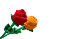 O dia do Valentim levantou-se Imagem de Stock
