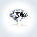 O diamante jewelry-3D rende Fotos de Stock
