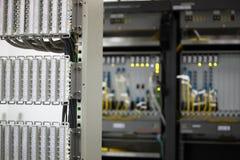 O Digital Equipment de uma comunicação Foto de Stock Royalty Free