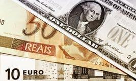 O dinheiro é bom! Imagem de Stock