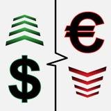 O dinheiro Fotos de Stock Royalty Free