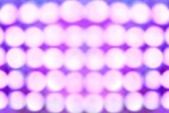 O disco ilumina o fundo Imagens de Stock Royalty Free