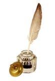 O dispositivo antigo da tinta. Imagens de Stock