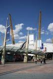 O distrito do entretenimento O2 em Londres Fotografia de Stock Royalty Free