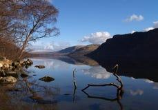 O distrito inglês do lago Fotografia de Stock Royalty Free