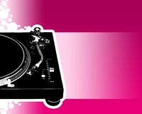 O DJ party o insecto 03 Fotografia de Stock