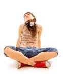 O DJ tem uma ruptura Imagem de Stock Royalty Free