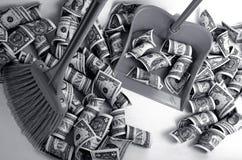 O dólar estava enfraquecendo-se Foto de Stock