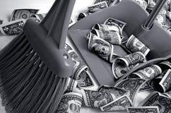 O dólar estava enfraquecendo-se Foto de Stock Royalty Free