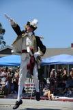 4o do Huntington Beach CA EUA da parada de julho Fotografia de Stock
