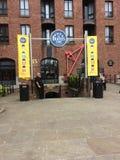 ` o ` do museu da história de Beatles, Liverpool, Grâ Bretanha Foto de Stock