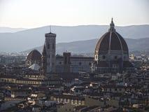 O domo de Florença Imagem de Stock