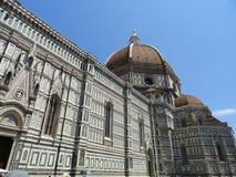 O domo em Florença Imagens de Stock Royalty Free