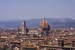 O domo Florença Foto de Stock