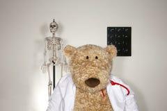O Dr. está dentro Fotografia de Stock