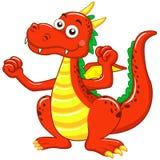 O dragão Fotografia de Stock