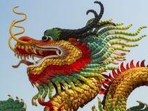 O dragão Fotografia de Stock Royalty Free