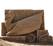 O dragão Fotos de Stock
