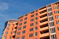 O edifício novo Imagem de Stock