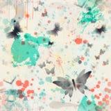O efeito de borboleta Fotos de Stock