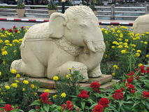 O elefante Fotografia de Stock Royalty Free