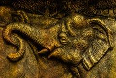 O elefante tailandês Imagem de Stock