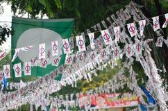 13o Eleição geral malaia Imagem de Stock