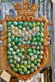 O emblema fotos de stock