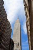 O Empire State Building Fotos de Stock