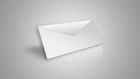 O envelope Foto de Stock Royalty Free
