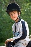 O equestrian Imagem de Stock