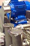 O equipamento da indústria dos produtos alimentares. Fotos de Stock Royalty Free