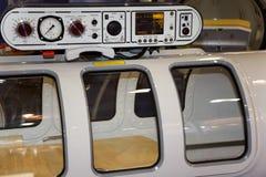 O equipamento médico, câmara de pressão. Imagens de Stock Royalty Free