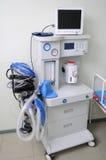 O equipamento no hospital. Imagem de Stock