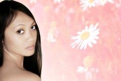 O espírito da flor Fotos de Stock Royalty Free