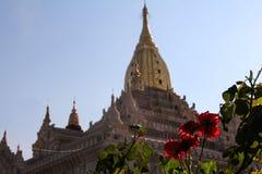 O espírito de Myanmar foto de stock