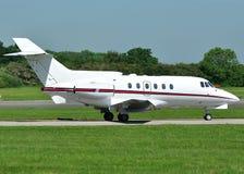 O espaço aéreo britânico BAe 125 cc.3 Fotografia de Stock